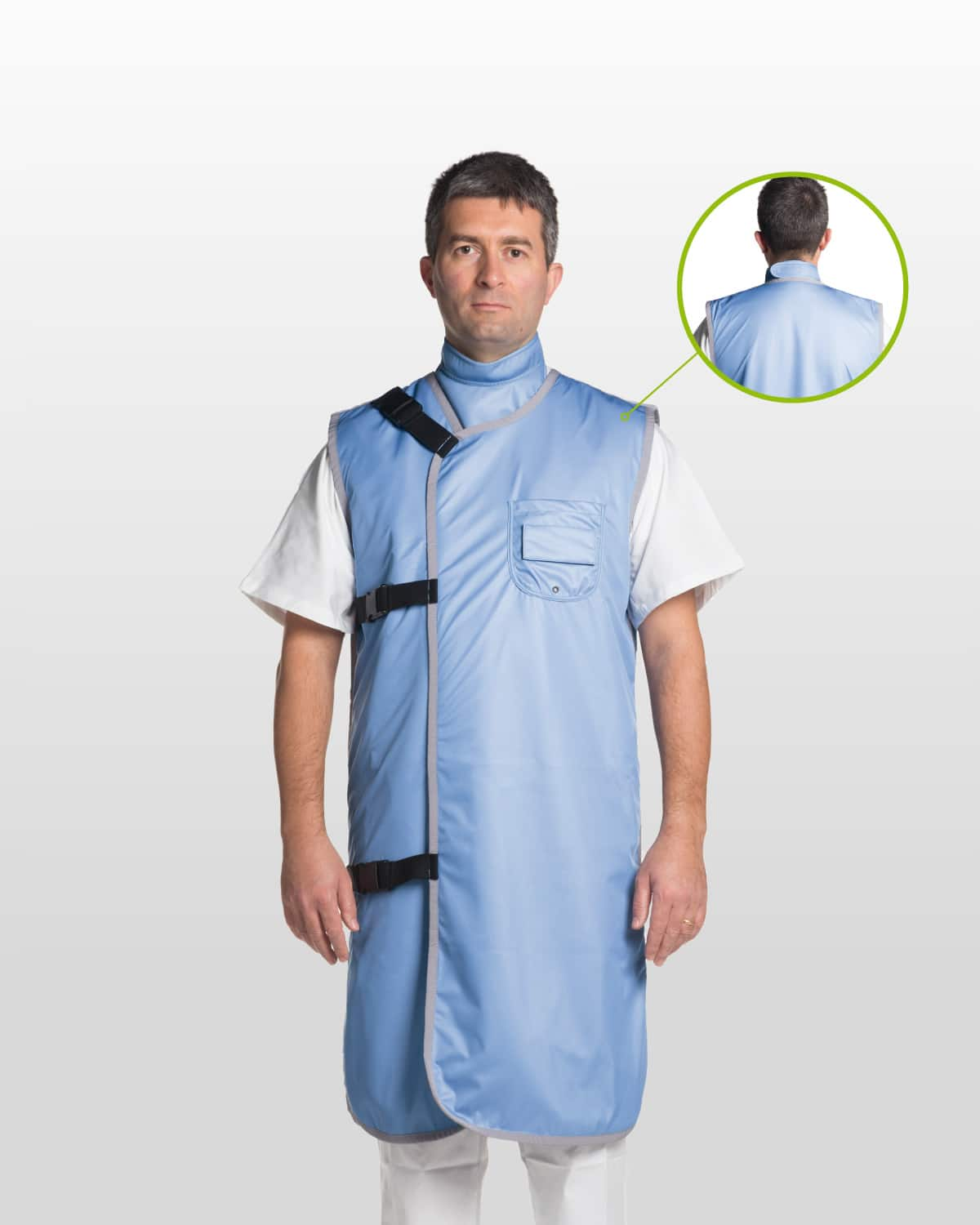 X ray protective apron | X-VERSUS - RX-Protective Clothing System