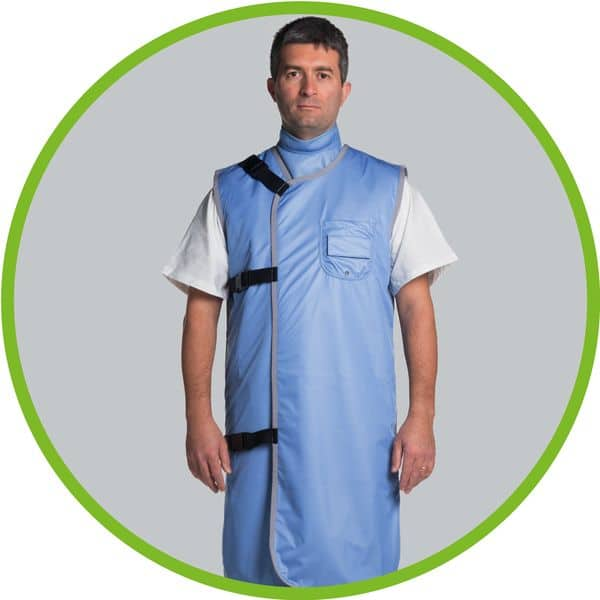 X ray protective apron