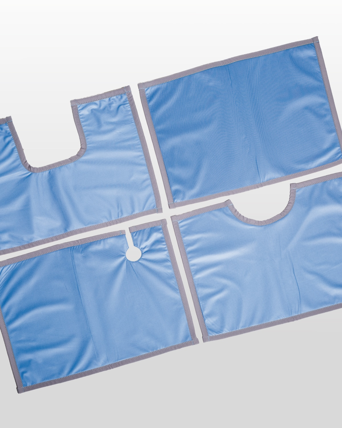 p universal drapes drape anti images pack surgical sterile static sheets