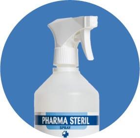 PHARMA STERIL - Producto para la desinfección manual