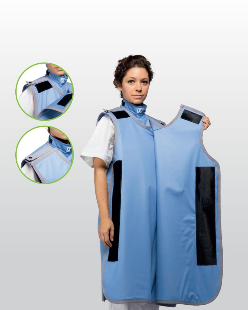 X ray apron | X-VERSUS - RX-Protective Clothing System